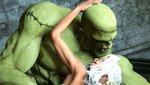Namijr - Asylum Dare - Selfie with Frankenstein 1