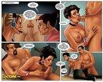 Lustomic - Hypno Slut - House Orgy 1