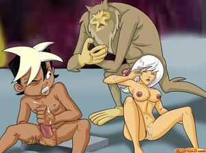 The Secret Saturdays Porno 78