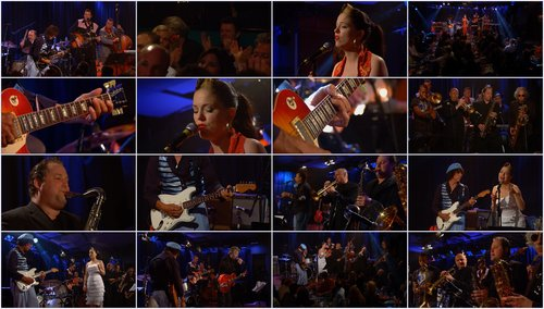 Jeff Beck - Rock'n'Roll Party Honoring Les Paul (2010) [BDRip 1080p]