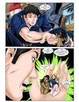 Palcomix  - The Roppongi Twins - Part 1