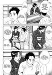 Hagiwara Yutarou - Haha x Gibo