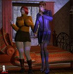 Cabra - ScoobyDoo - Velma And Garou 1