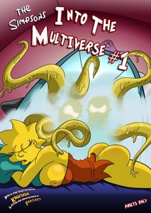 Kogeikun - The Simpsons Into the Multiverse 1