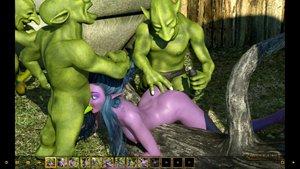 Zuleyka - Goblin's Fuck Toy
