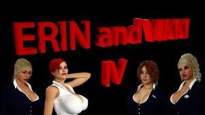 3DZen - Erin & Vikki IV - Bathroom break