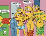 The Fear - Too Desperate Housewives - The Simpsons 1