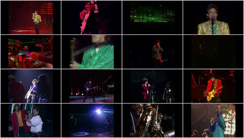 The Rolling Stones - From The Vault - Live At The Tokyo  Dome 1990 (2015) [DDRip 1080p]