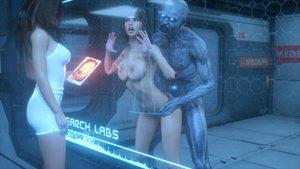 LordKvento - Sci-Fi Expirement - Melisa Report
