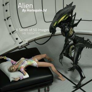 [Harlequin-3D] Alien