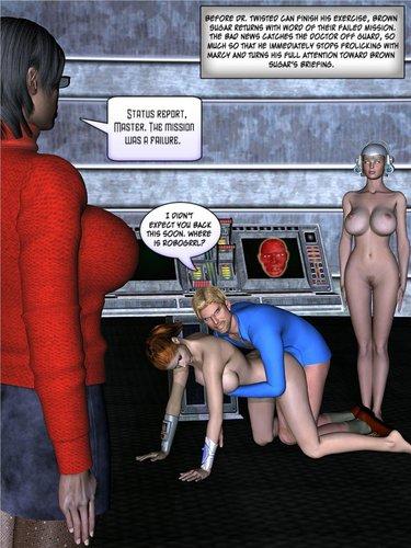 Dr Robo - Project Metropolis 1-7