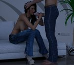 Eclesi4stik - Unique Girl Jeans 1