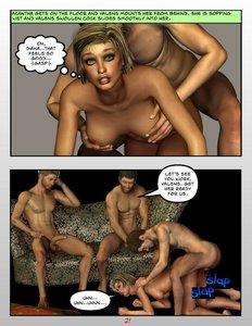 Digital Empress Graphics - The Empress Chronicles 17 - Return of an Empress Part II