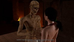 DarkSoul3D - Tomb Raider - The Death Mask of 'Ku'k Bahlam'