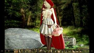 [Zuleyka] Red Riding Hood