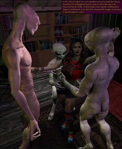 DarkSoul3D - Twisted Tales - Alien Encounter