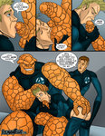 Iceman Blue - Fantastic Four