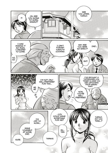 Chuuka Naruto - Yuriko and her Father-in-Law