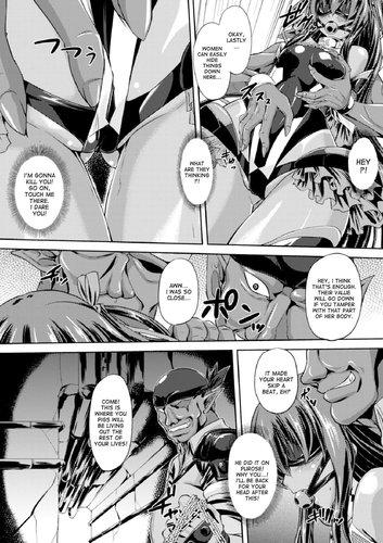 Gonzaburo-  - Taimanin's fall into the lewd hell