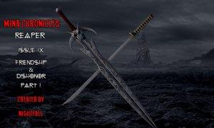 Nightfall - Mina Chronicles 09 - Friendship & Dishonor 1