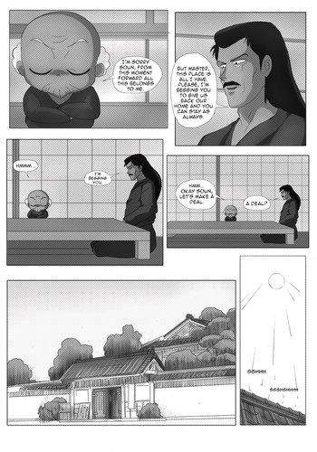 Linkartoon - The Deal (Ranma 1/2)