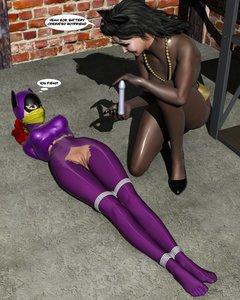 Yvonne Craig - The Bat Need Ropes 1