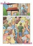 InterracialComicPorn - The Friend - Part 1