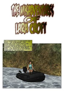 Squale666 - Lara Croft In The Jungle
