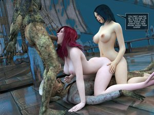 Amusteven - Mad Alyss 04 - Ghost Ship