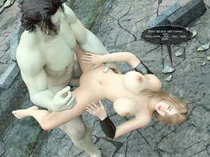 Amusteven - Tanya And The Succubus 2