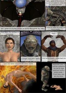 Squale666 - Lara Croft - Tomb Raider Endgame