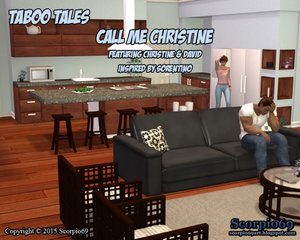Scorpio69 - Taboo Tales - Call Me Christine