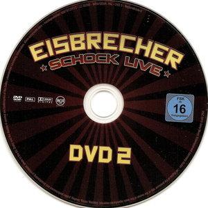 Eisbrecher - Schock  Live: Circus Krone (2015} [DVD9 + DVD5]