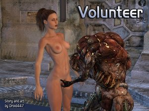 Droid477 - Short Stories 10 - Volunteer