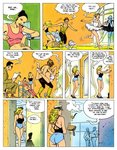 Milo Manara - Butterscotch - Part 1(Eurotica)