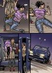 Predator - The Robots Of Love - Ch 1