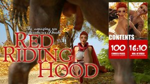 Taboo3DMovies - The Amazing Sex Adventures Of Busty Red Riding Hood