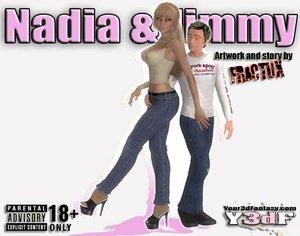 Fractux - Nadia & Jimmy