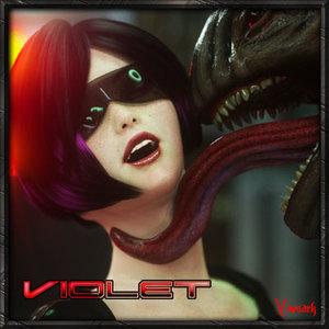 Vaesark - CGS21 - Violet