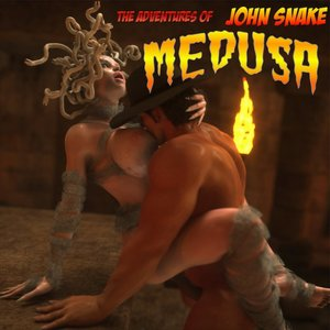 [Namijr] The Adventures of John Snake Medusa