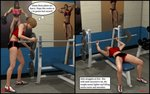 Mr Cryptic - Julie's Workout - Episode 1
