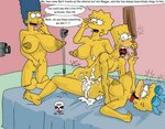 The Fear - Marge's Milf Class 1(Simpsons)