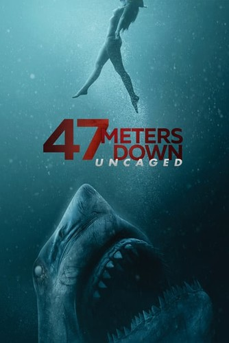 47 Meters Down Uncaged 2019 1080p WEB-DL H264 AC3-EVO