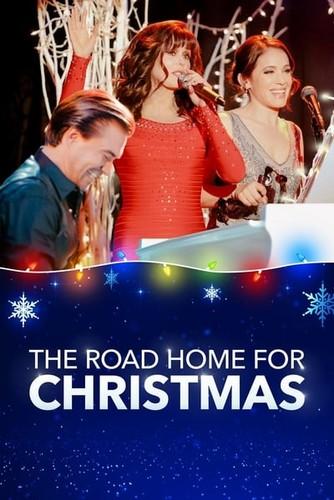The Road Home for Christmas 2019 (Lifetime) 720p Webrip X264 - SHADOW
