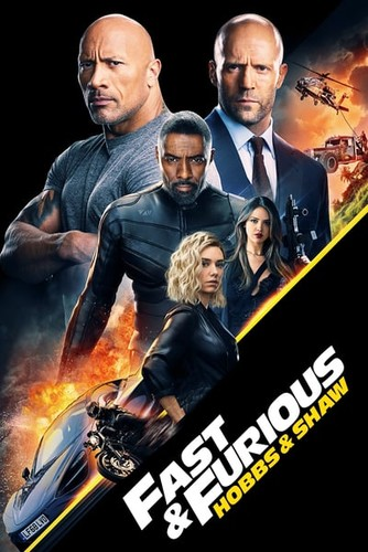 Fast & Furious Presents Hobbs & Shaw (2019) 720p BluRay x264 [Hindi+English] MSubs-TT