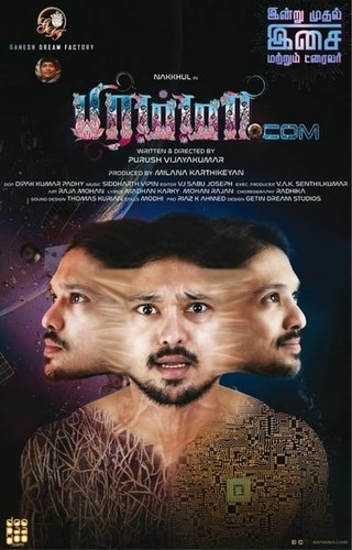 Brahma.com 2017 UNCUT 720p HDRip x264 [Dual Audio] [Hindi+Telugu 5 1] -DM