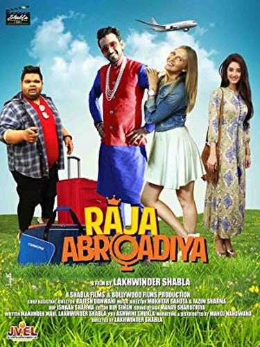 Raja Abroadiya (2019) Hindi 1080p HDTVRIP AAC 2 0 x264-TT