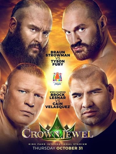 WWE Crown Jewel 2019 PPV PROPER 1080p WEB H264-ACES